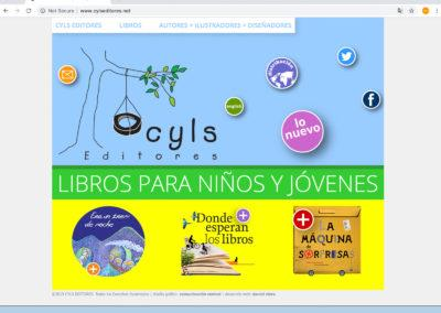 Cyls editores web catalogue