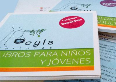 Cyls editores catalogue