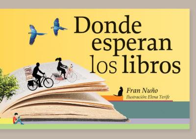 Donde esperan los libros